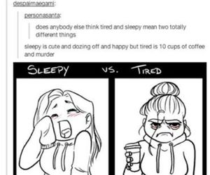coffee, comfy, and death image