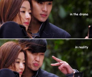 drama, film, and mylovefromthestar image
