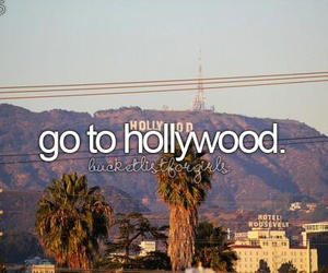 girl, hollywood, and summer image