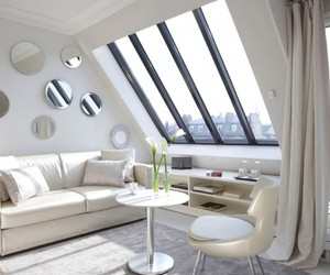 apartment, girly, and interior design image