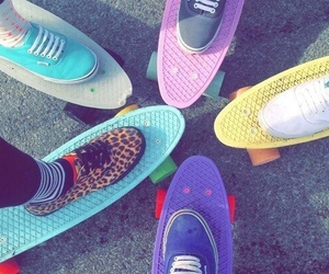 vans, penny, and friends image