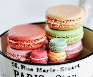 sweet, food, and paris image