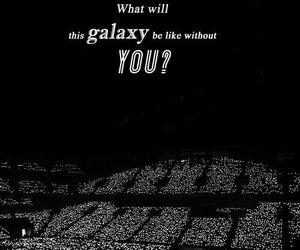exo, fans, and galaxy image