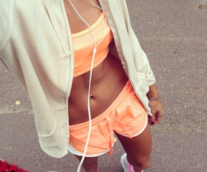 fitness, summer, and fitspo image