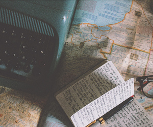 vintage, travel, and hipster image