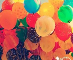 amazing, balloons, and beautiful image