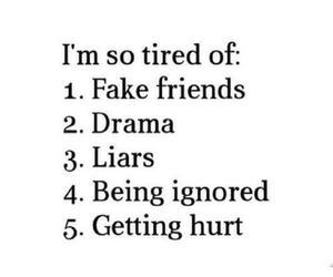 drama, tired, and quote image