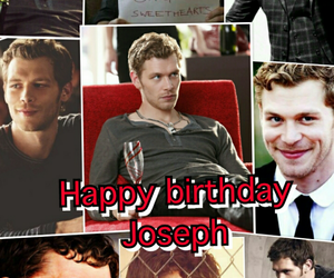 happy birthday, klaus, and tvd image