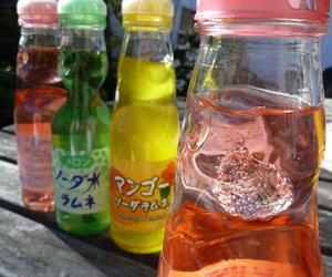 soda, ramune, and japanese soda image
