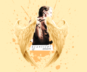 angel, the mortal instruments, and boy image