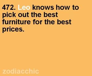 horoscope, Leo, and zodiac image