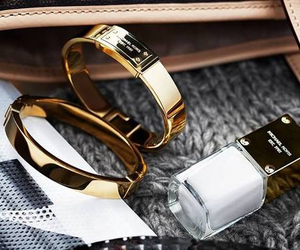 fashion, gold, and Michael Kors image