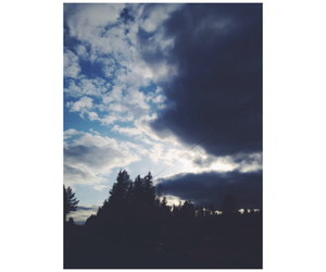 beautiful, clouds, and fotography image