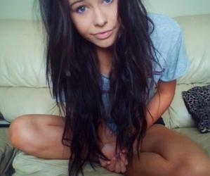 beauty, cabelos, and eyes image
