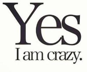 crazy, people, and emotions image