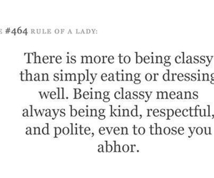 classy and quote image