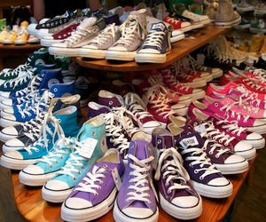 color, vans, and colorful image