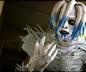 death note, cosplay, and remu image