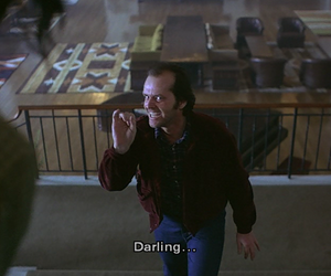 The Shining, movie, and darling image