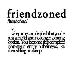 friendzone and boy image