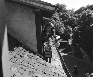 flowers, brigitte bardot, and vintage image
