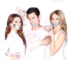faking it, noh8, and katie stevens image