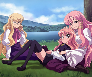 anime, family, and louise image