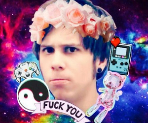 lol, rubius, and elrubius image