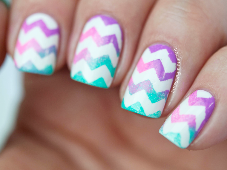 163 Images About Nail On We Heart It See More Nails Art And Pink