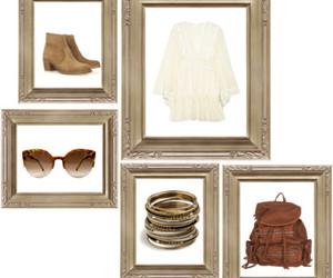 bag, bangles, and boots image