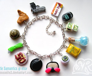 bracelet, breaking bad, and cool image