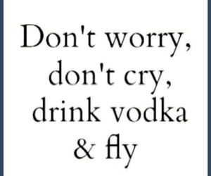 alkohol, dont, and fly image