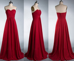 party dress red prom image