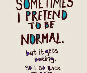 but, heart it, and be normal image