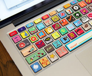 funny, laptop, and products image