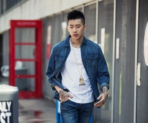 guy, korean, and hip-hop image
