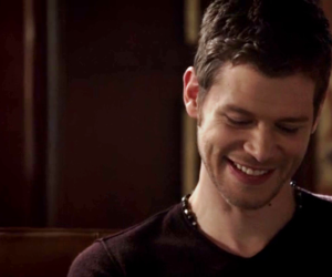 smile, klaus mikaelson, and The Originals image