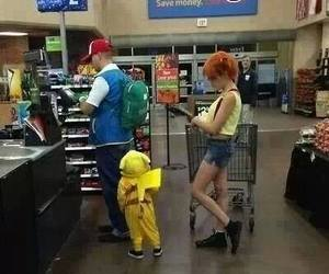 pokemon, parenting, and pikachu image