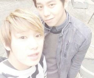 kpop, speed, and taewoon image