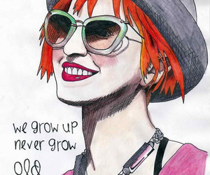 paramore, grow up, and hayley williams image