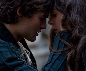 love, romeo and juliet, and douglas booth image