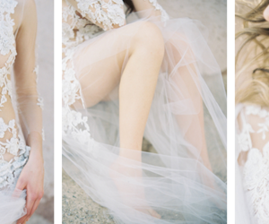 bespoke, boudoir, and bridal gown image