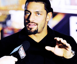 wrestling, roman reigns, and wwe image