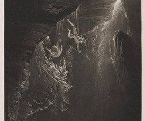 Paradise Lost, book, and illustration image