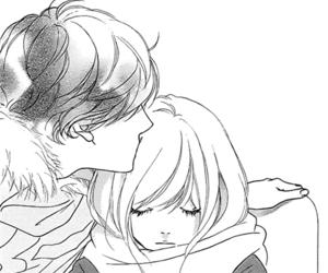 ao haru ride, manga, and love image