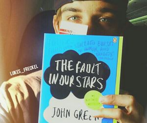 janoskians, beau brooks, and the fault in our stars image