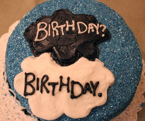 cake, birthday, and the fault in our stars image