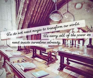 magic, quote, and harry potter image
