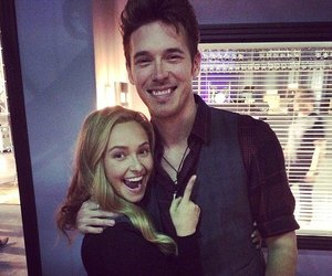 hayden panettiere, nashville, and sam palladio image