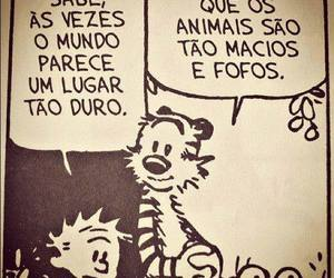 calvin and animal image
